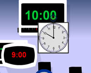 Clock shoot online j�t�k